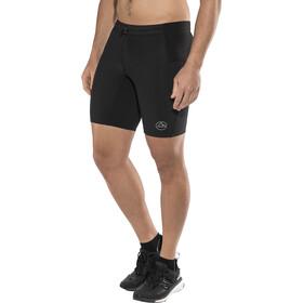 La Sportiva Freedom Tights Shorts Herr black/grey